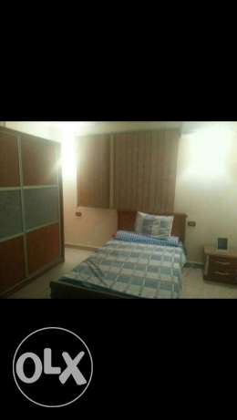 Furnished apartment for rent in Zahra maadi