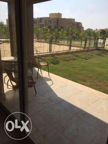 Apartment + Garden for Sale in Palm Parks - 6th of October الإسكندرية -  2