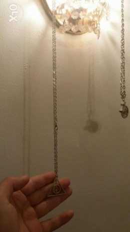 Hallow necklace