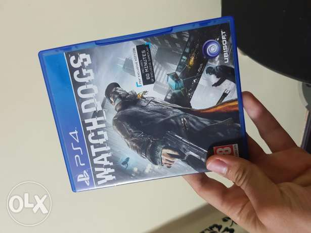 Watch Dogs 1 for ps4