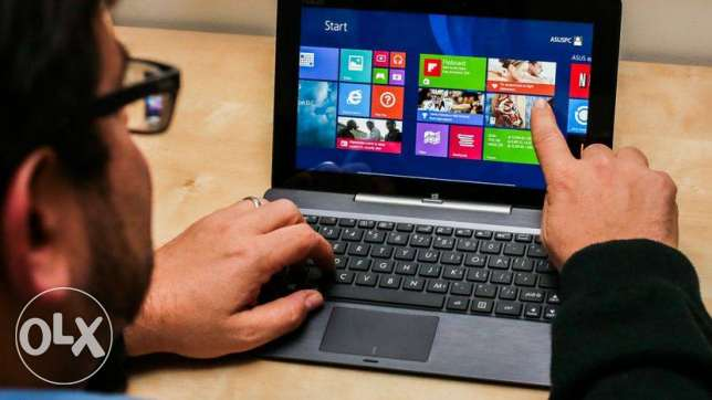 ASUS Transformer Book T100TA Touch