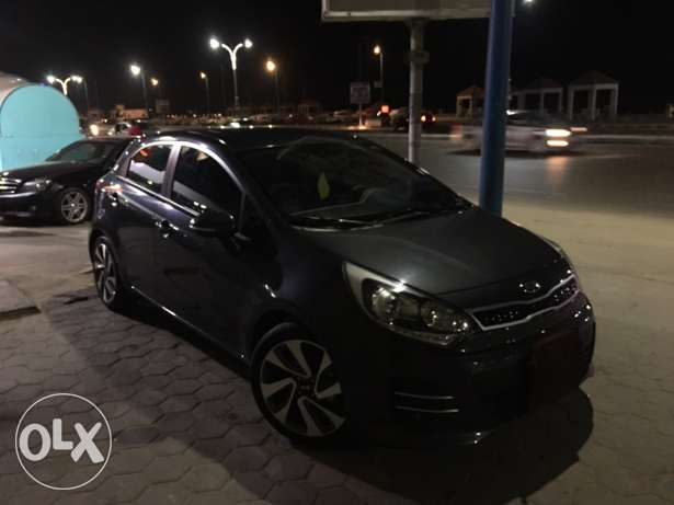 Kia Rio top line perfect condition like a zero brand only 1500 km الإسكندرية -  1