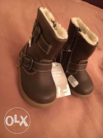 new mothercare first walker boot/ size 20 1/5, UK 4