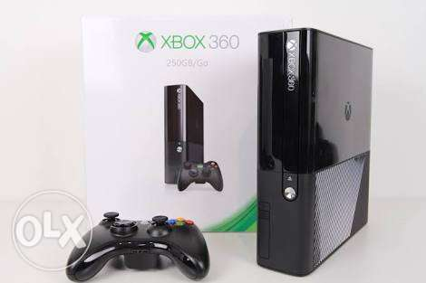 Xbox 360 with kinct