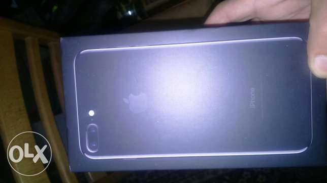Iphone7+ 128 g new