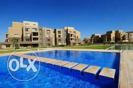 Apartment For Rent in Palm Parks Compound - Palm Hills
