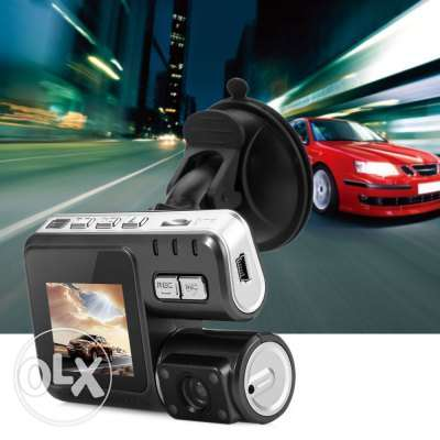 I1000 HD 720P 1.77 inch LCD Screen 0.3MP Car DVR Recorder
