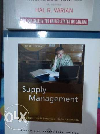 Books about accounting and resources and management