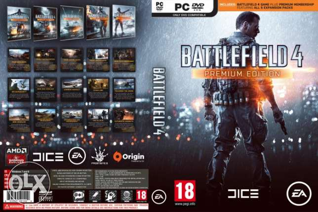 battlefield 4 premium edition,very special price