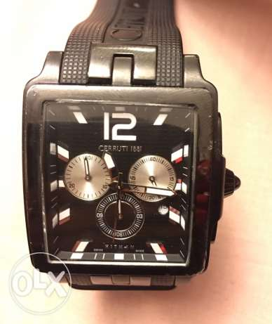Cerruti 1881 original watch (Hitman) فيصل -  2