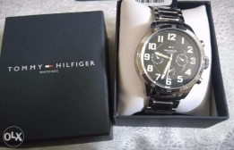 Tommy Hilfiger Men's CasualStainless Steel Watch