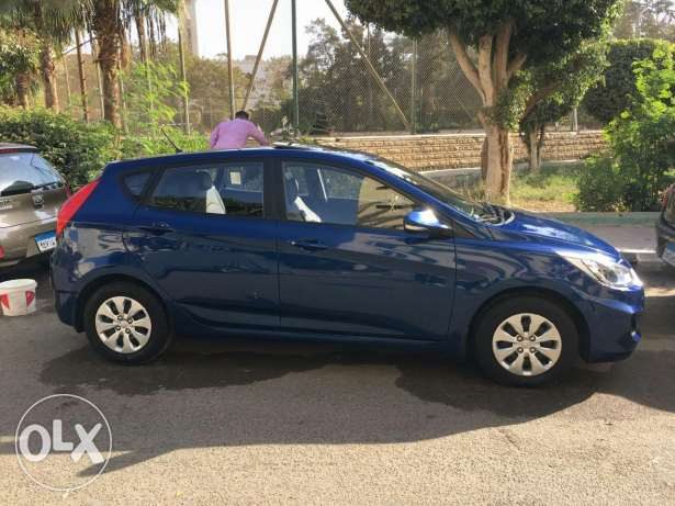 Hyundai Accent RP for sale بولاق -  3