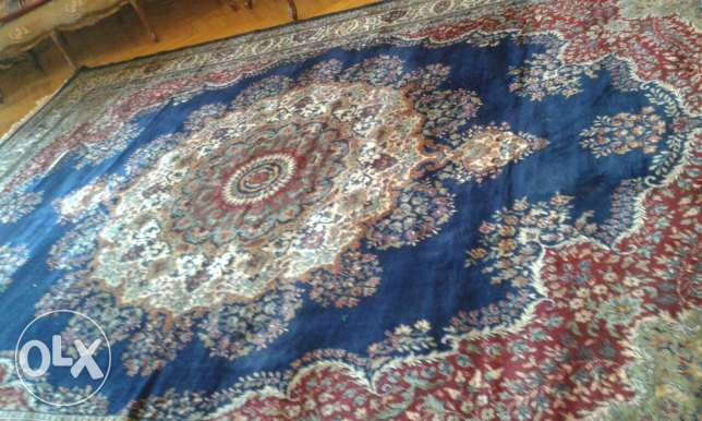 3x4m 100% wool carpet 6 أكتوبر -  4