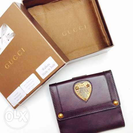 original Gucci wallet excellent condition