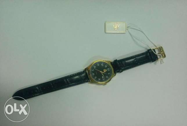 GMI Gold plated watch for men