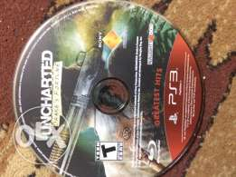 uncharted 1,2,3 for ps3