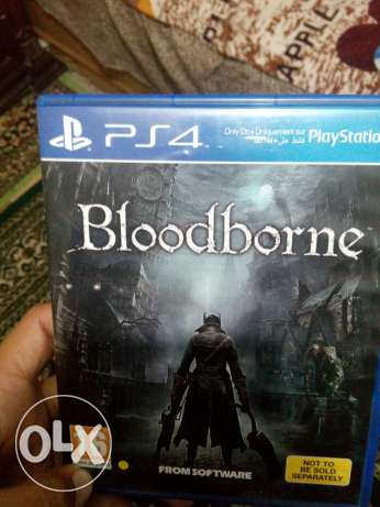 Blood bourne و Fifa 16 for trade with Uncharted 4