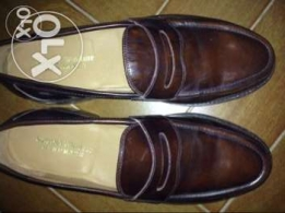 جزمة سامويل وندسور مستوردة 5.‏samuel windsor shoes for sale size: 8