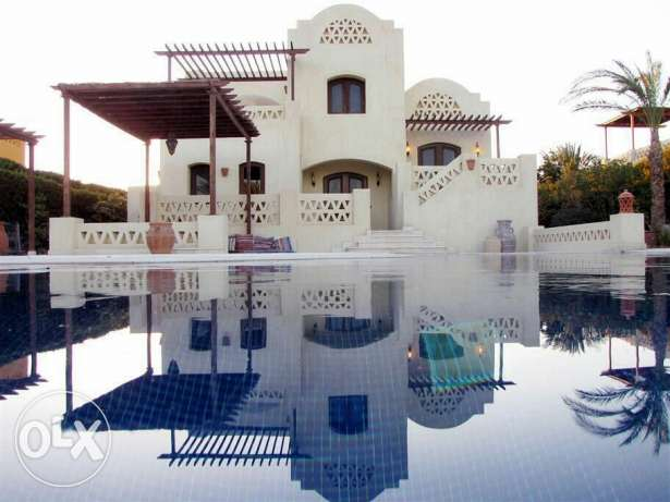 Villa for rent with 4 bedrooms in El Gouna