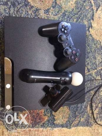 ps3 slim hard320
