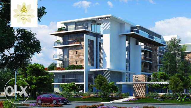 Hurry Up Apartment For Sale in I City New Cairo