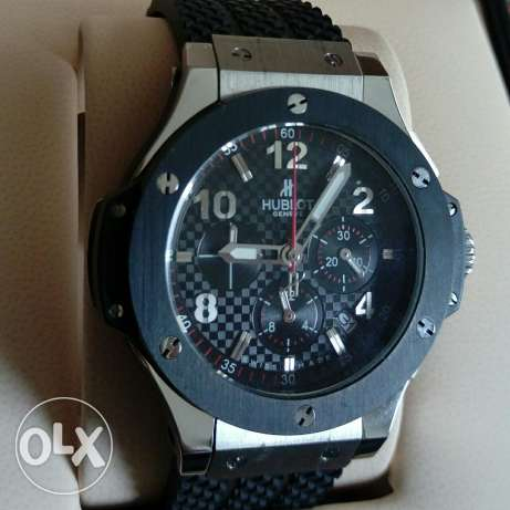 Hublot Silver Big Bang