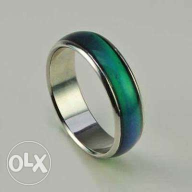 Mood Rings.. In 4 Different Sizes