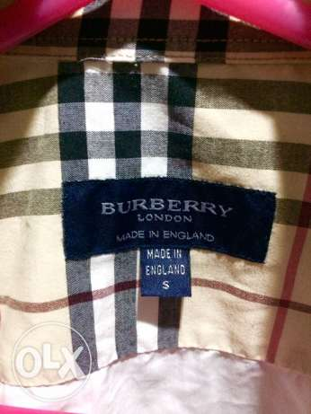 Burburrey Shirt from England