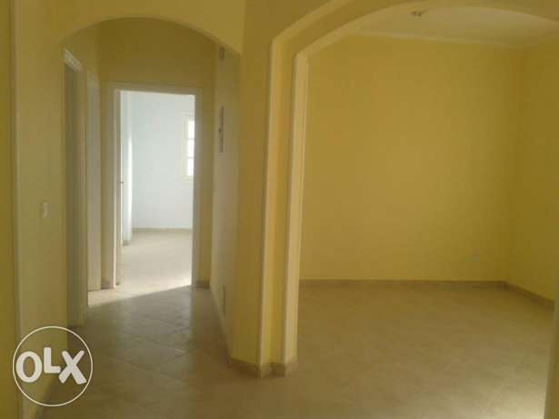 Apartment 2 bedroom unfurnished for rent El kawther Hurghada.