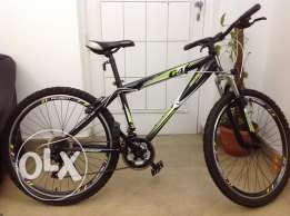 PEUGEOT G4 mounten bike shimano equipment like new