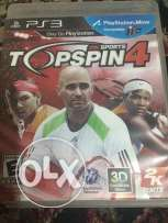 Top Spin 4+ Free game PS3