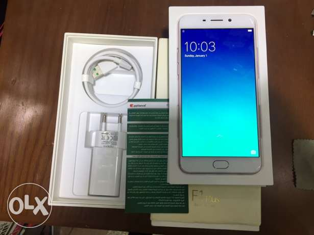 OPPO F1 Plus / as New / All accessories / With Warranty مدينة نصر -  5