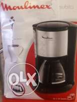 Moulinex coffe maker مولينكس كوفي ميكر
