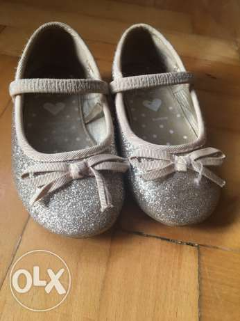 baby girl shoes size 23