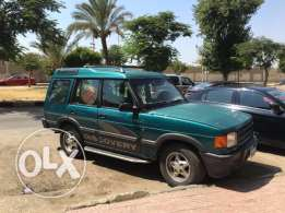 Land Rover Discovery 1995 لاند روفر ديسكوفري