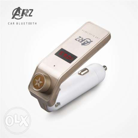 Car MP3 Player USB FM Transmitter TZ800 Bluetooth المقطم -  3