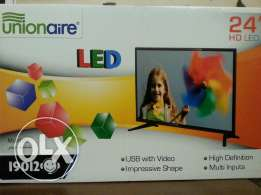 TV unionaire LED 24 inch