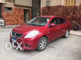 NISSAN SUNNY super saloon dealer serviced