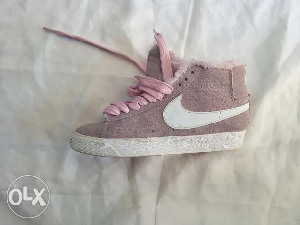 Shoes nike pinky for women