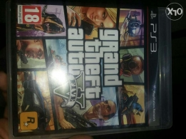 For sale gta v ps3 like new