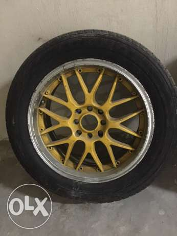 16 inches Rims with tires