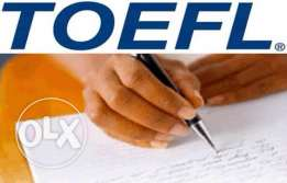 English course from starting to toefl for two month