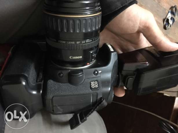 canon 50D with lenses and flash قصر النيل -  5