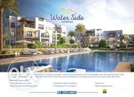 Water Side Condos - Lagoon Front Apartments For Sale in Elgouna