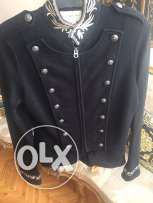 Ralph Lauren Martim black jacket