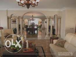Apartment located in Maadi for sale 460 m2, 3 bathrooms, 5 bedrooms, L