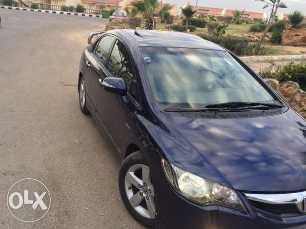 Honda civic VTI 2009 سيدي بشر -  2