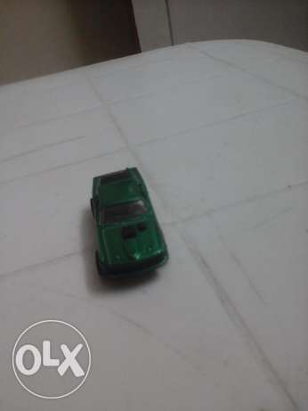 mustang car size 1/64