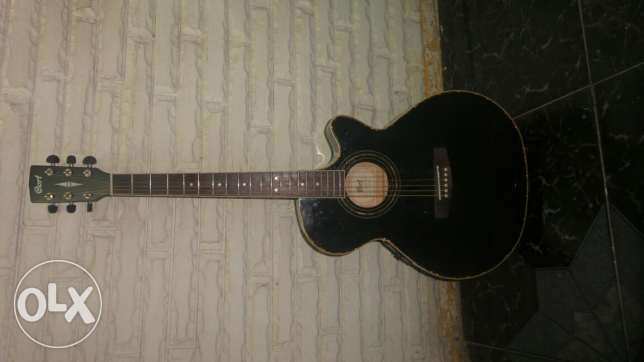 Cort folk guitar