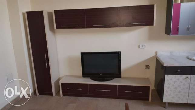 New tv wall unit الشيخ زايد -  1